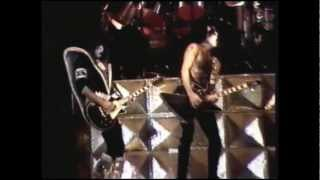 KISS [ Sydney 11/22/80 ] King Of The Night Time World / Black Diamond