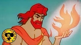 Прометей(Советский мультфильм для детей по мотивам древнегреческих мифов. Нажми лайк, если любишь советские мультфи..., 2012-07-21T07:39:14.000Z)