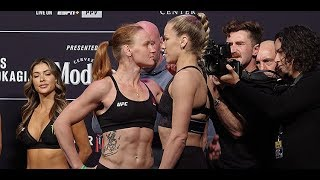 UFC 247 Weigh-Ins: Valentina Shevchenko vs. Katlyn Chookagian