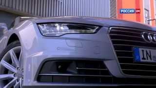 Тест-Драйв Audi A7 Facelift // Автовести 173