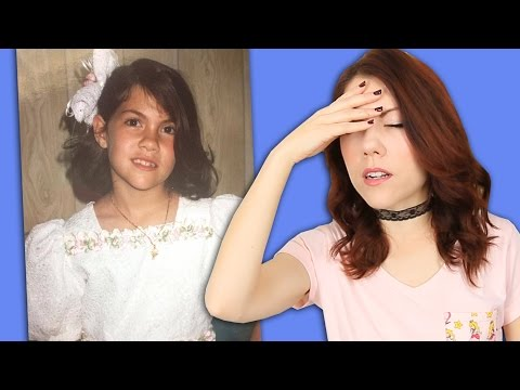 What My Parents Made Me Wear Growing Up | mitú