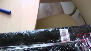 Hatsan Striker edge - розпакування