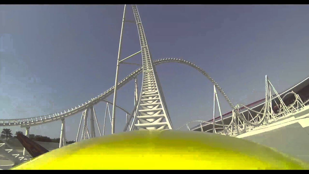 Flying Aces Now Open Ferrari World Youtube