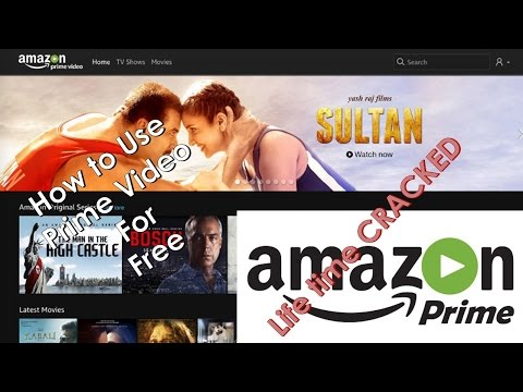 How To Use Amazon Prime For Free Life Time Free