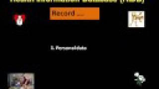Health Info Database (HIDB) - 90 second infomercial