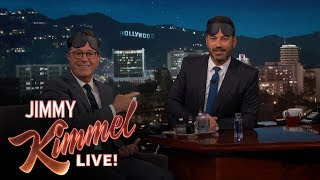 Kimmel & Colbert Attempt to Identify Their Heavily-Cologned Agent By Smell