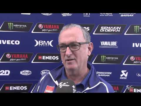 Misano 2013 - Yamaha Technical Preview