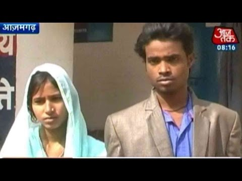 UP Police Help Lovers Get Married