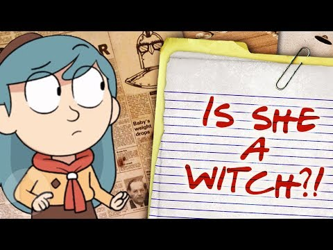 Is Hilda Actually A Witch?! - Cartoon Conspiracy (EP229) | Channel Frederator