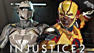 Injustice 2 Online - GODSPEED VS REVERSE FLASH!