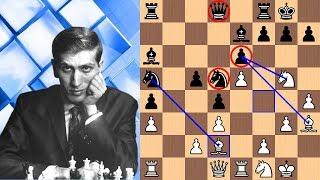 Bobby Fischer vs Mongolian Chess Champion Myagmarsuren   1967