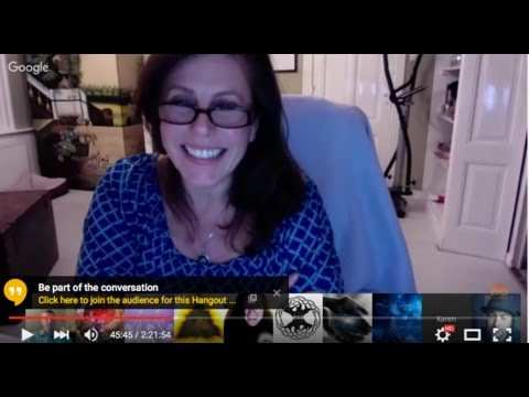 11/11 Hangout:  Living Your Integral Self with Karen, Will & Rowie
