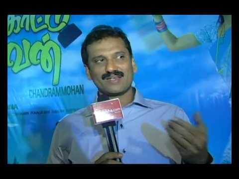 Producer Basheer at Palakkattu Madhavan Movie Press Meet