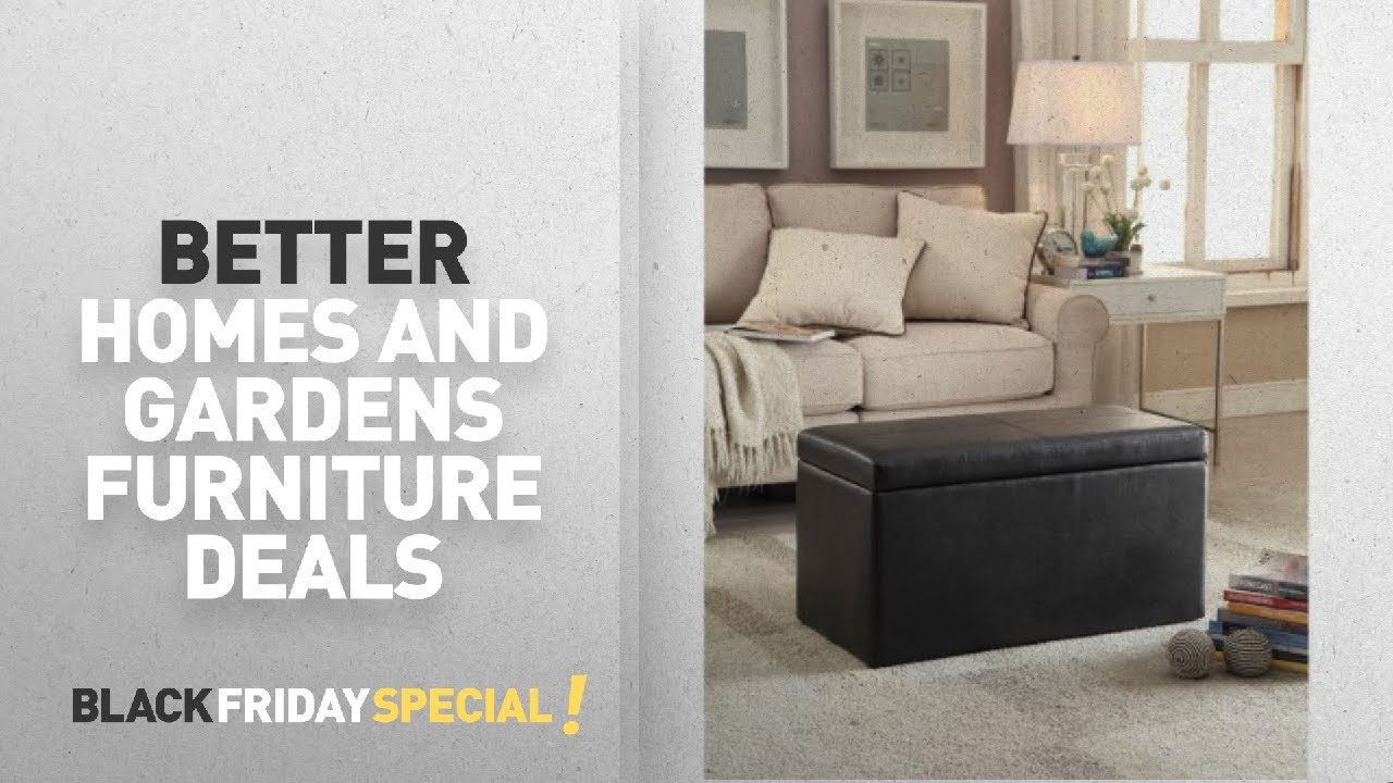 Walmart Black Friday Better Homes And Gardens Furniture