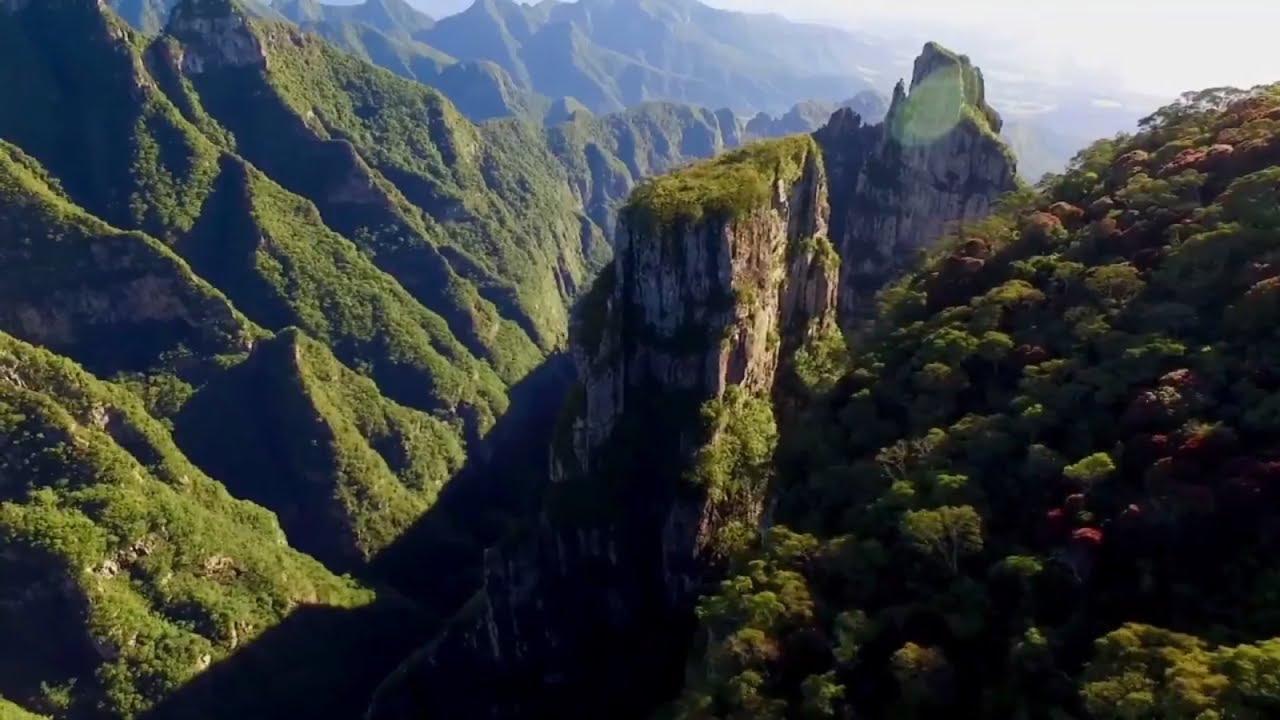 Caminhos Da Natureza Serra Catarinense Bloco 1 Youtube