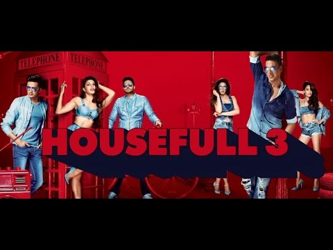 Housefull 3 | Official Trailer | Akshay | Riteish | Abhishek | Sajid Nadiadwala | Farhad-Sajid Mp3