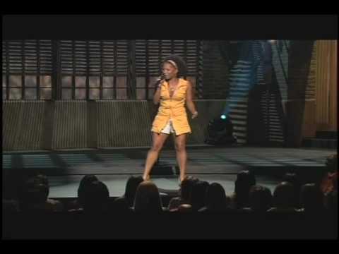 Vanessa Fraction on Def Comedy Jam EXPLICIT LANGUAGE