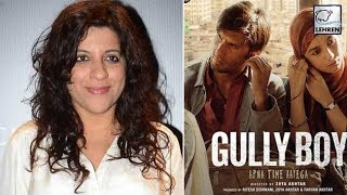 Gully Boy Director Zoya Akhtar Reveals What Inspired Her To Make The Movie