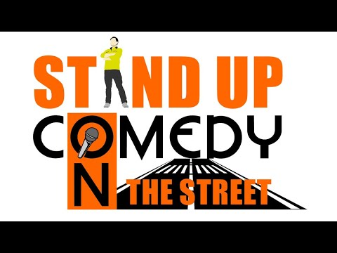 Stand Up Comedy On The Street Season Goes To Office