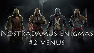 Assassins Creed Unity: Venus Nostradamus Enigma