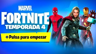 FORTNITE: TEMPORADA 4 - TheGrefg