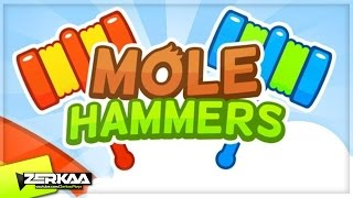 MOLE HAMMERS (WITH SIMON)