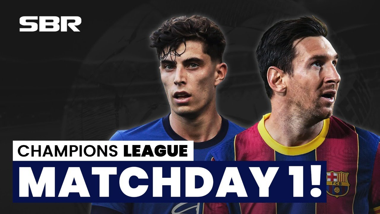 Champions League Group Stage Matchday 1 ⚽ Football Odds & Predictions