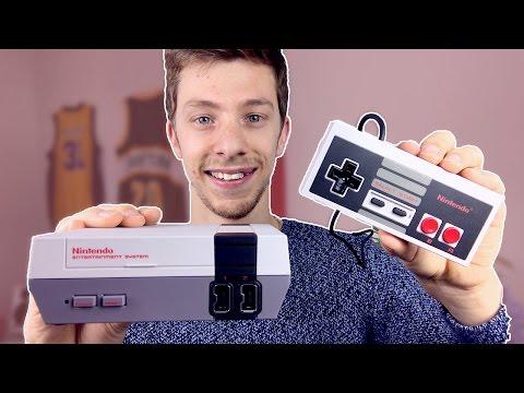Nintendo NES Classic mini : Le test !