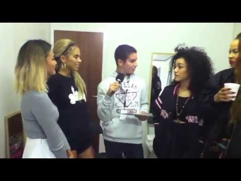 Neon Jungle @ LIMF Interview With David Thompson