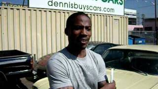 Daniel Ferris Bought and Sold His 1965 Mustang at DennisBuysCars.com