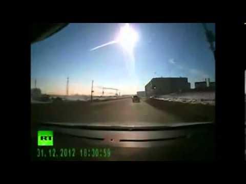 hujan meteor di rusia