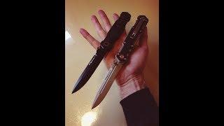 "Нож ""FERAT"" Mr Blade. Тактический аристократ, однако!"