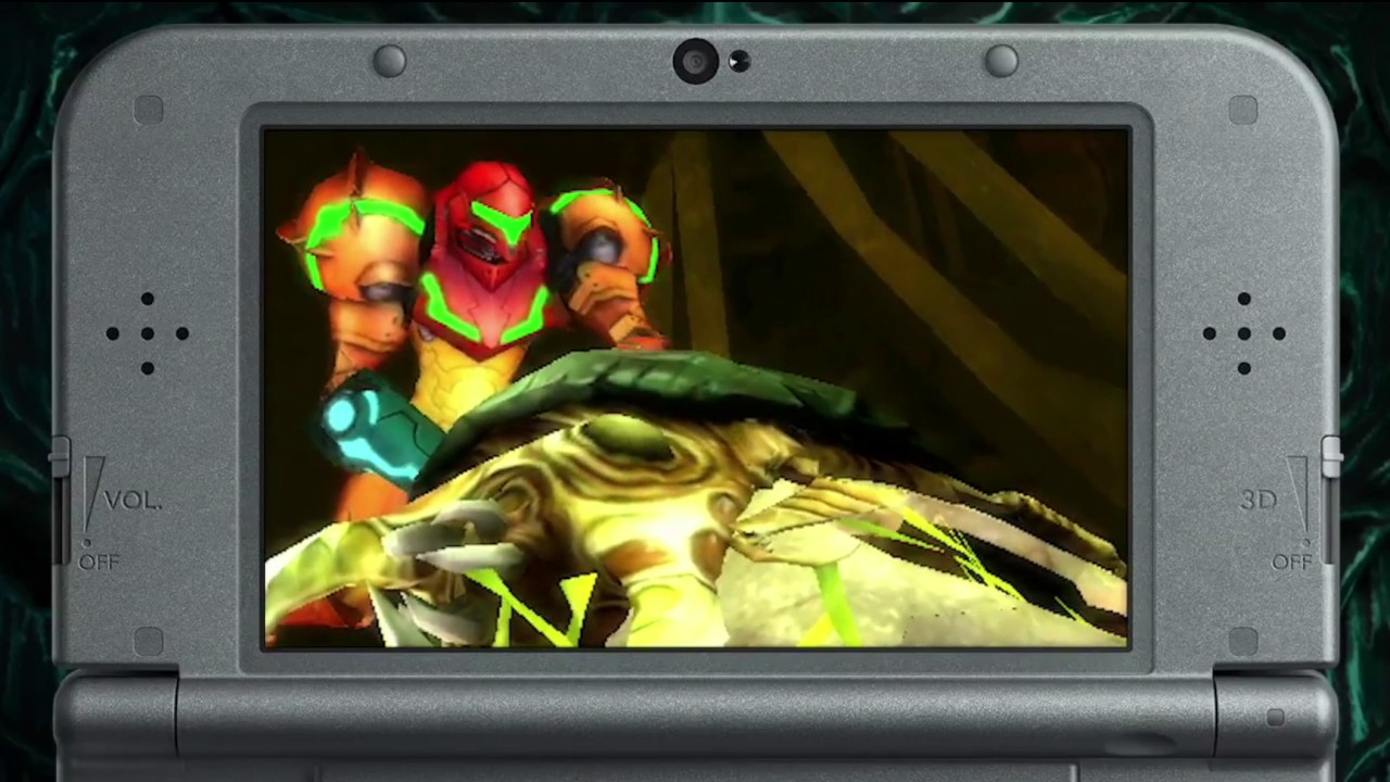 Image result for Metroid: Samus Returns