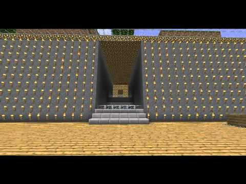 European Minecraft Community server Intro
