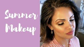 Summer Makeup :Clarins Summer Collection 2018:Shaina B Cosmetics