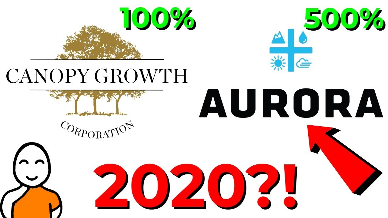 Best Stock For 2020.Canopy Growth Stock Versus Aurora Cannabis Stock Best Marijuana Stocks In 2020