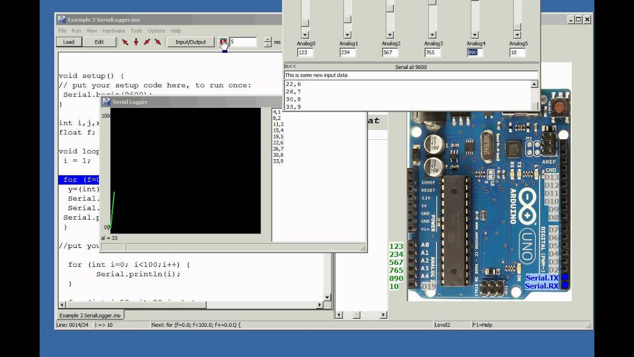 Arduino Simulators Lineup - Start Developing Without a Real Board