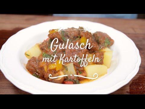 Schweinegulasch Rezept österreich