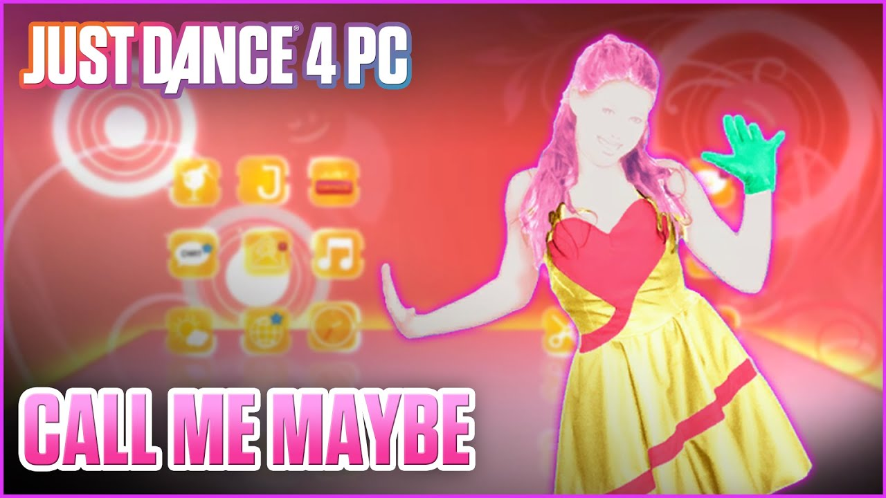 Just Dance 4 PC - Call Me Maybe (DEMO NOW AVAILABLE!)