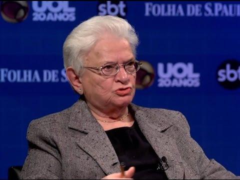 Dep. Erundina participa de Sabatina Uol, Folha de S. Paulo e SBT