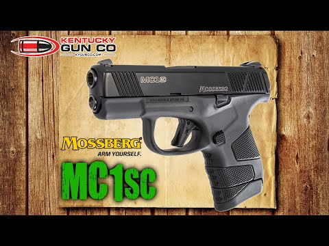 Mossberg MC1sc Review & Range Time - YouTube