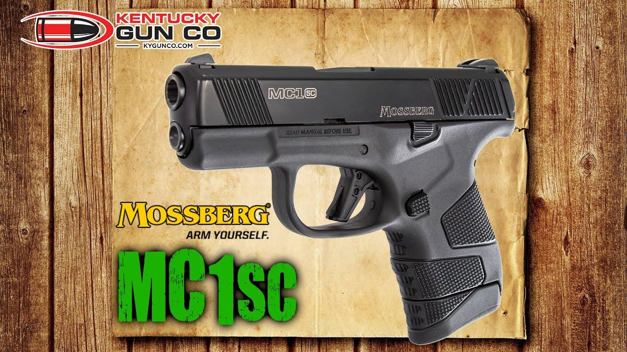 Mossberg MC1sc Review & Range Time