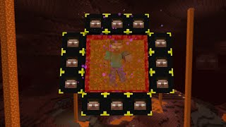 If A Herobrine Dimension Was Added - Minecraft