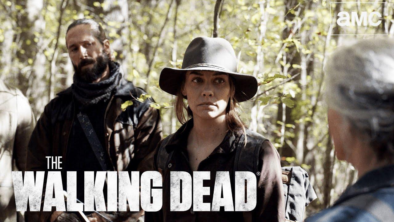 (SPOILERS) Inside The Walking Dead Season 10: Cast and Creators on Maggie's Return