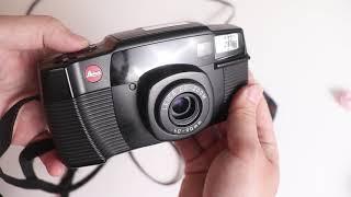 필름카메라 라이카 c2줌 판매합니다.