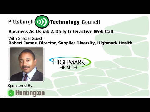 Highmark Health Talks About Supplier Diversity on Business as Usual