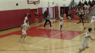 Boys Junior Varsity Basketball Baldwinsville VS Corcoran 1/31/2017