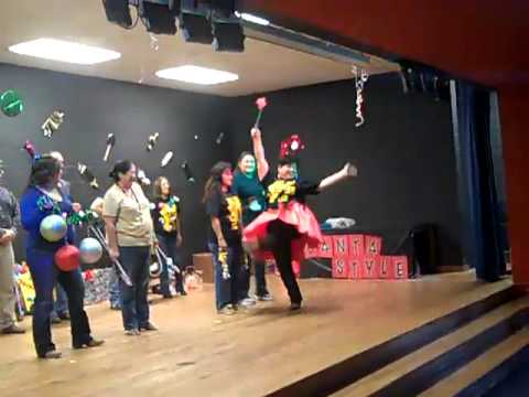 Fred Booth Christmas Program 2012 part 2