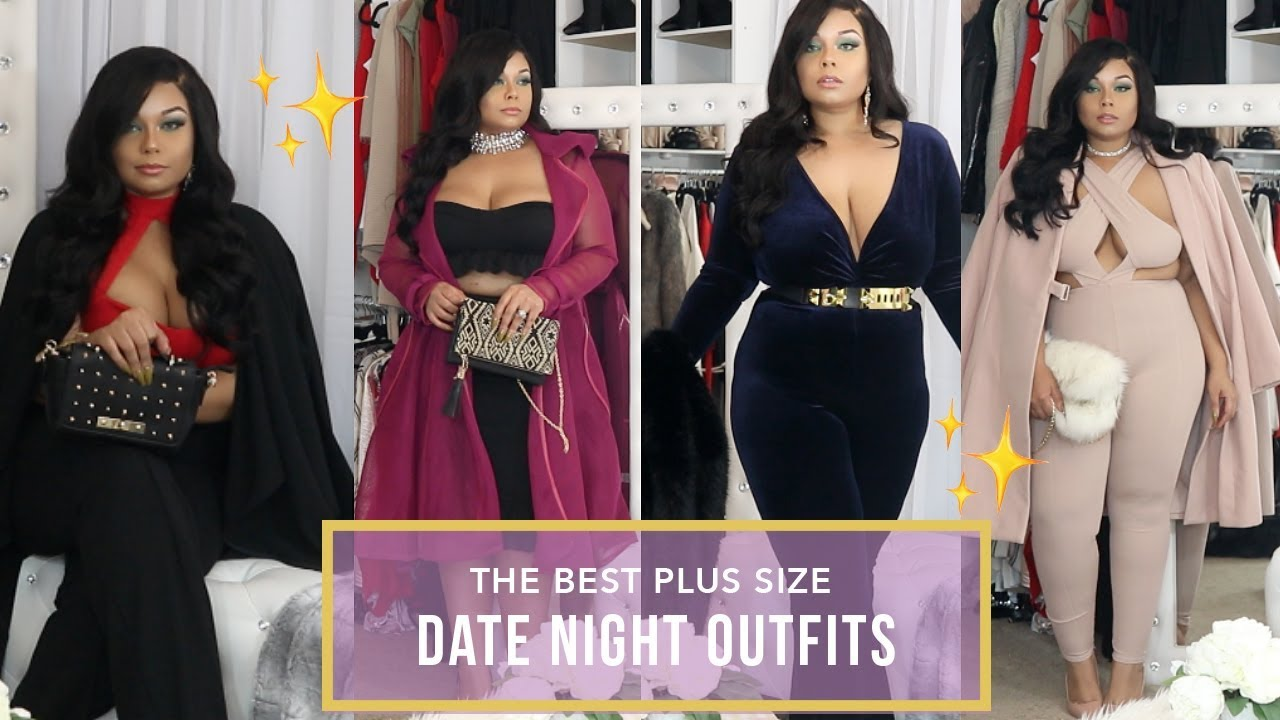 2cde0c74f44 DRESS ATTRACTIVE   THE BEST PLUS SIZE DATE NIGHT OUTFITS + ONLINE DATING  CHIT CHAT