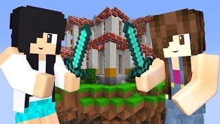 Minecraft Sky Wars - HOJE NÃO FOI NADA FÁCIL!